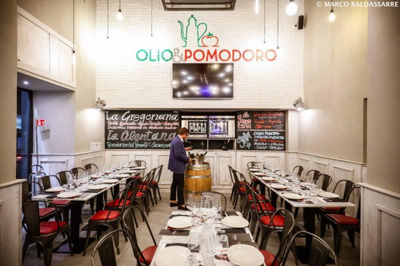 Olio & Pomodoro Via Cilea